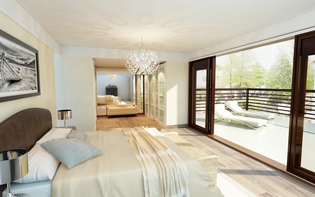 Dormitorio 3D Ddcom