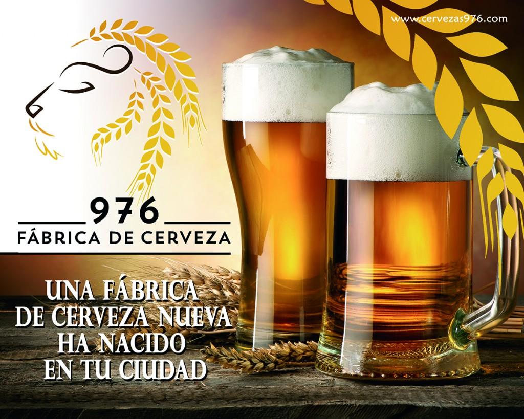 Cervezas 976 , campaña publicitaria Cdcom