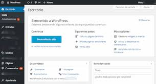 ejemplo wordpress